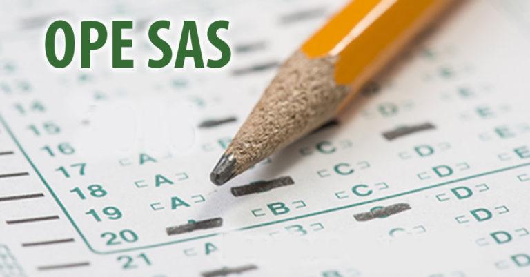 Oposiciones SAS